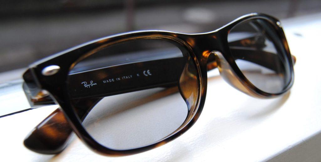 眼鏡市場で作った度入り偏光サングラス