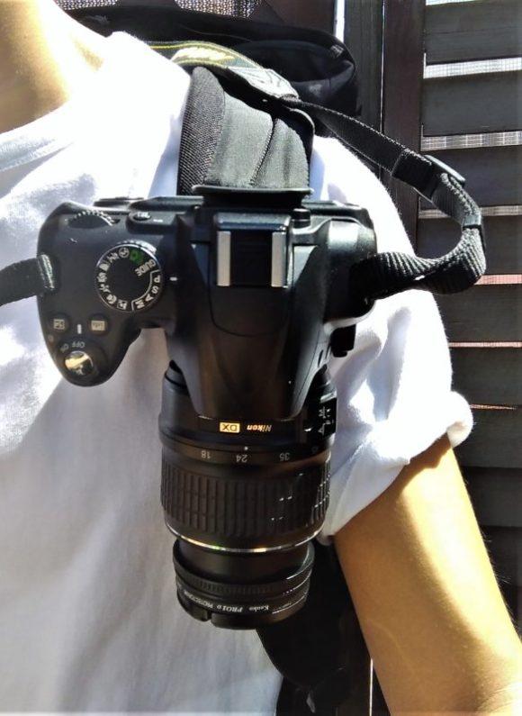 Excellence,カメラ,一眼レフカメラ,ミラーレス,NIKON,ニコン,CANON,キャノン,シャッターチャンス,ガジェット,旅行,登山,ハイキング,写真,おすすめ,手ぶら,ライカ,肩紐