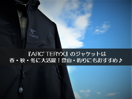 ARC' TERYX_アークテリクス‗ジャケット_ (キャッチアイ)