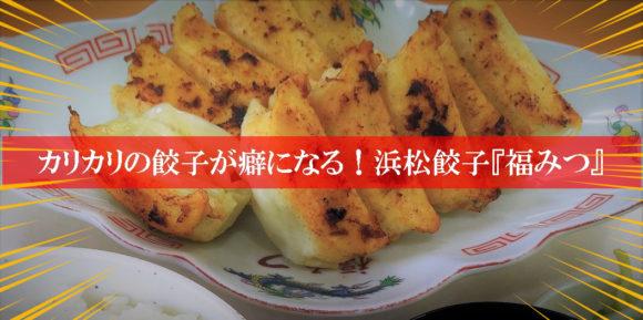 静岡‗浜松餃子‗福みつ
