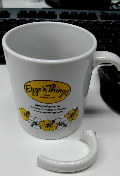 割れたエッグスシングス マグカップマグカップ,保温,保冷,オフィス,コーヒー,電子レンジ,おすすめ_,