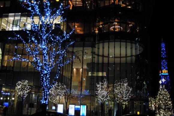 JRタワーから見えなかった札幌テレビ塔も綺麗です。