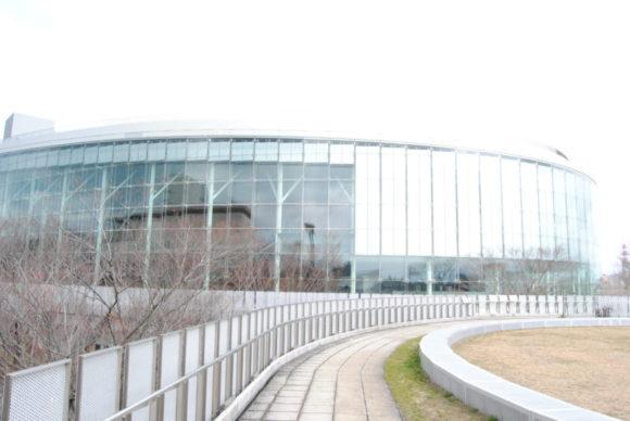 新潟市民芸術文化会館『りゅーとぴあ』