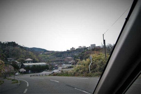 いきなり登場する北沢浮遊選鉱場跡のラピュタ感に興奮。