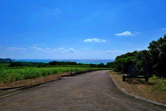 道に迷っても海がきれいだから、全然焦らなかった(笑)。