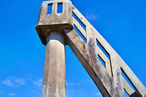 竹富島「なごみの塔」