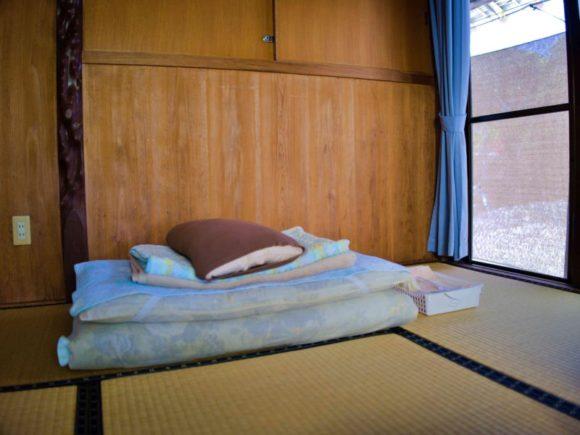 小さくて落ち着く和室