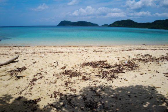 アメイジングな砂浜だぜ