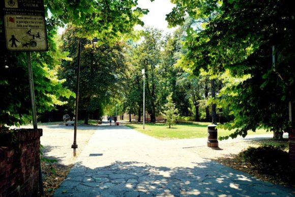 Giardini pubblici di Porta Serio
