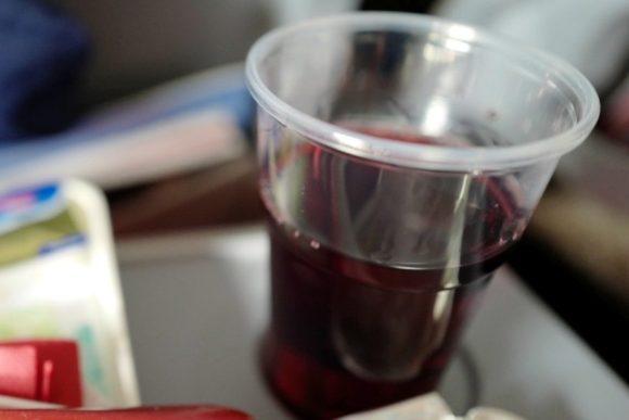 美味しい赤ワイン。