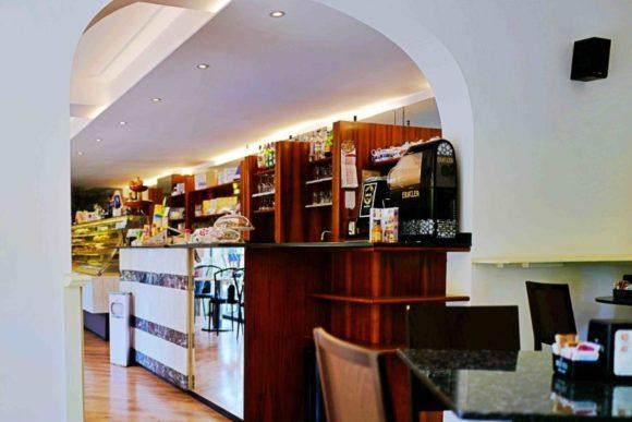 ホテルSouth Garda Suitesのカフェ