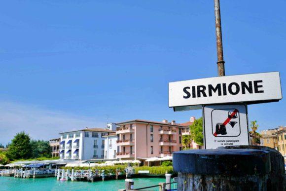 シルミオーネ。ローマ時代の詩人・カトゥッロが称賛した土地である。