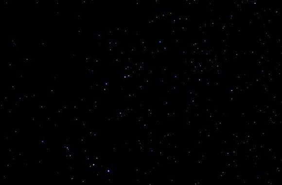 渾身のドロミテの星空。