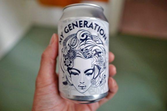 イタリアの(?)クラフトビール・MyGeneration!