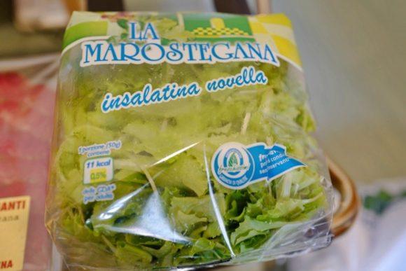 La Marosteganaのカット野菜。大好き。