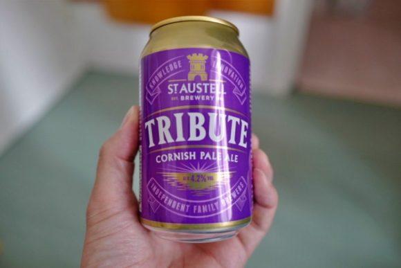 イタリアの(?)クラフトビール・TRIBUTE!