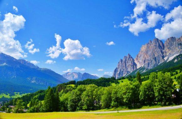 イタリアの日は長い。