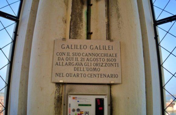 ガリレオ・ガリレイ。小学生のとき同じクラスだったような既視感。