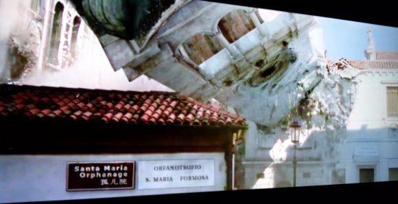 しっかりと場所「santamaria orphanage formosa」が明記されてますね(^^;