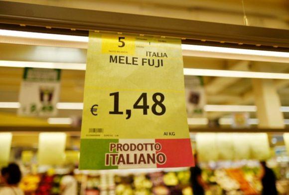 meleはイタリア語でリンゴだ。