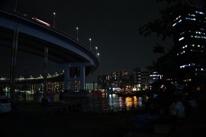 レインボーブリッジは夜景スポットとしても注目のスポットだ。