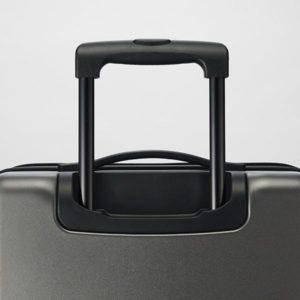 スーツケースのハンドルに固定できる。