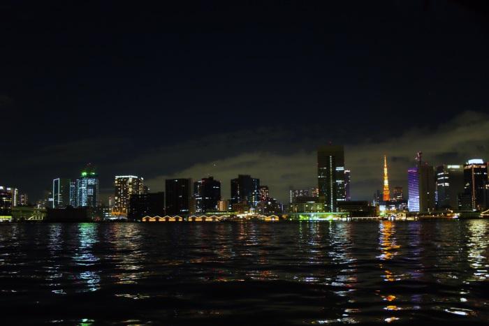 東京タワーも見えるぜ。