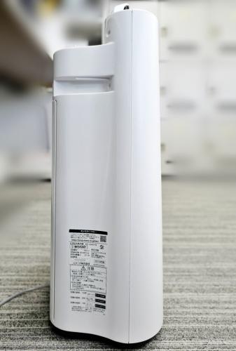 シャープ空気清浄機はスマート。