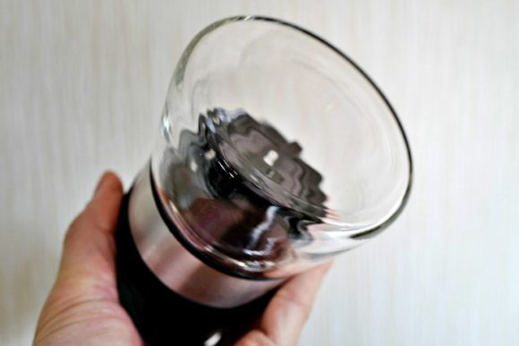 ガラス容器も品質が高そう
