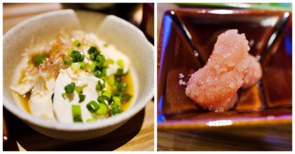 豆腐とタラコもイイネ!
