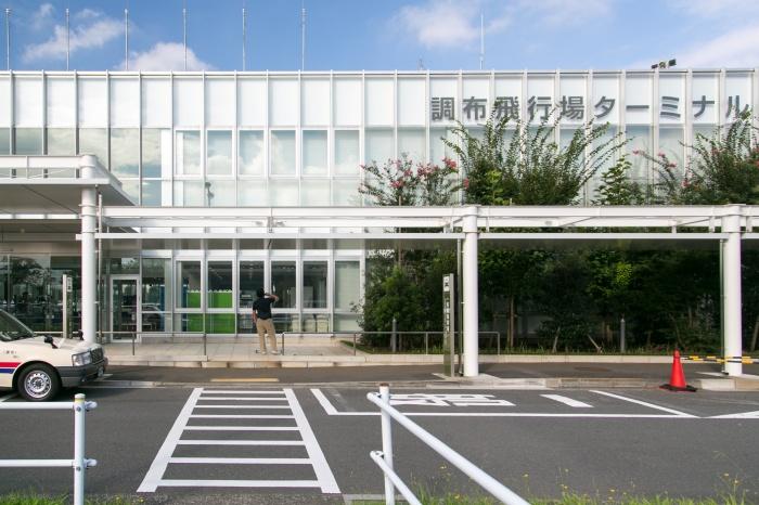 調布空港と三宅島を飛行機で #Tamashima #miyakejima #