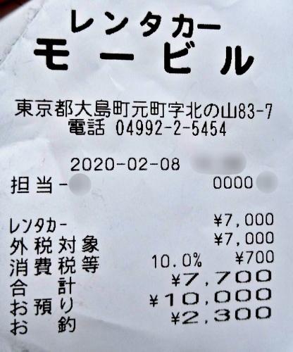 26時間軽ワゴン車レンタルの料金。