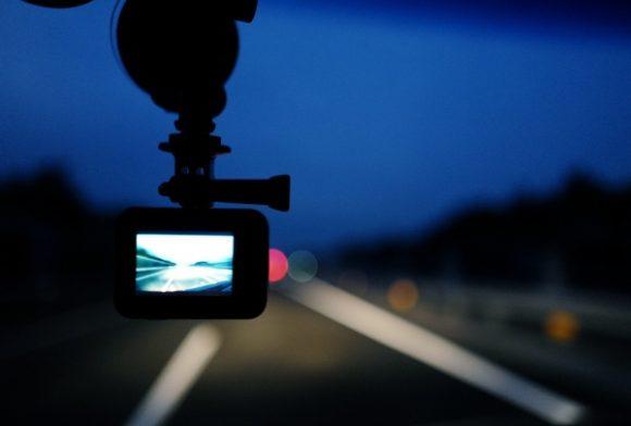 GoProHero8でナイトドライブを楽しむ。