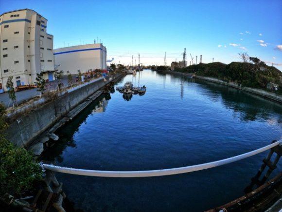 大川橋から見た景色その2