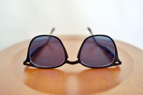 バランスの取れたサングラスです