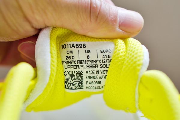 靴本体ももちろん26cm。
