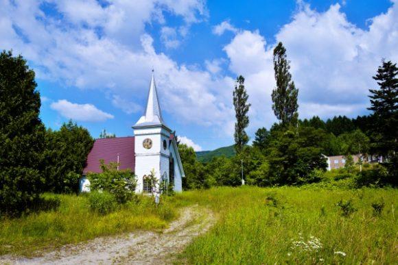 アンの教会だ。
