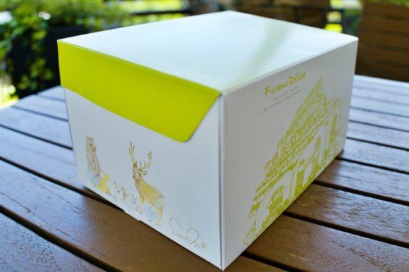 箱もかわいい。