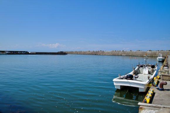 厚田 漁港