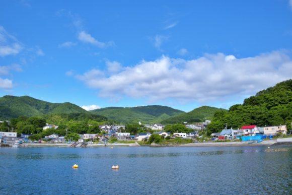 海の幸と山の幸ともに楽しめる豊浦町。