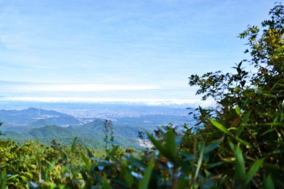 おもわず「札幌の空」を歌ってしまいそうになる。ルールー ルルルル ル ル ルールル ルー