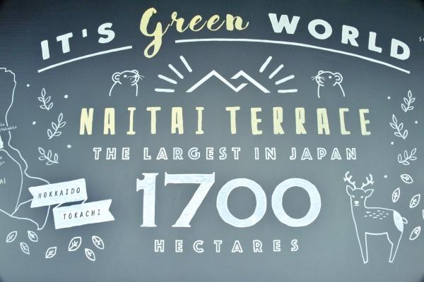 日本一広大なナイタイ高原