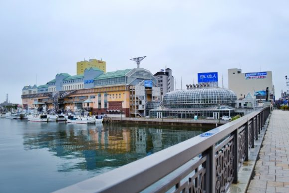 北海道三大名橋のひとつだ。