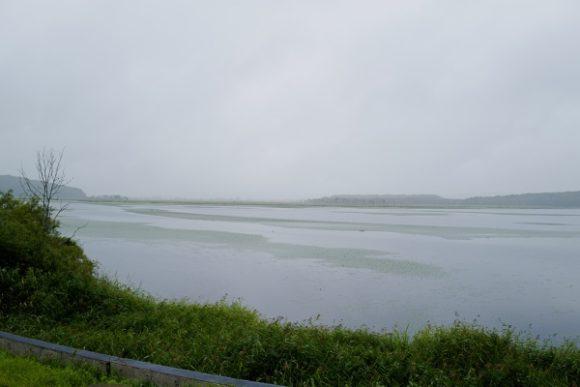 日本のロンドンとも呼ばれる釧路。曇ってます(^^;