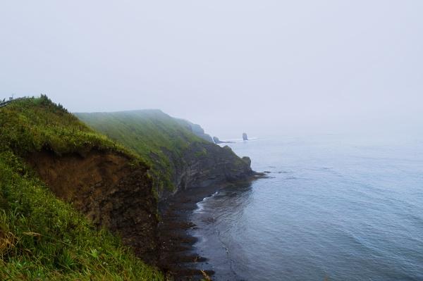 なんかカッコいいぜ、霧多布岬。