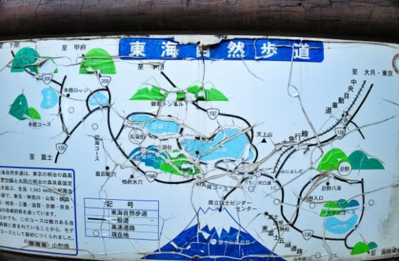 足和田山から紅葉台へ!