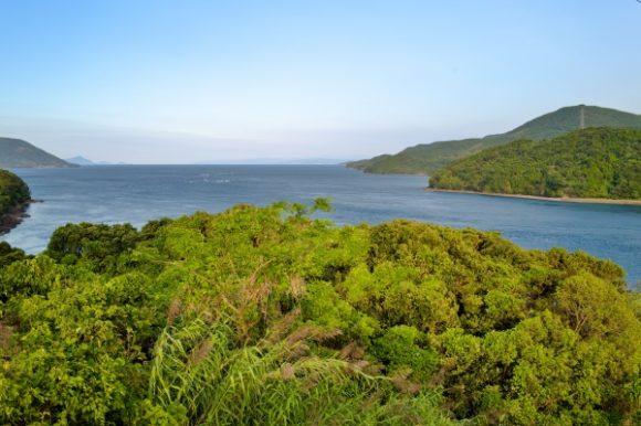 自然豊かな景勝地だ。