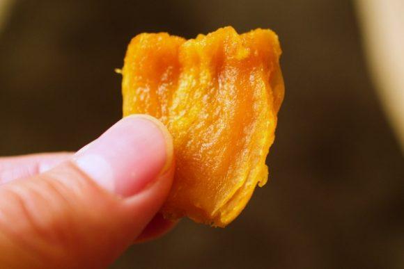 甘くておいしいサツマイモの干し芋!