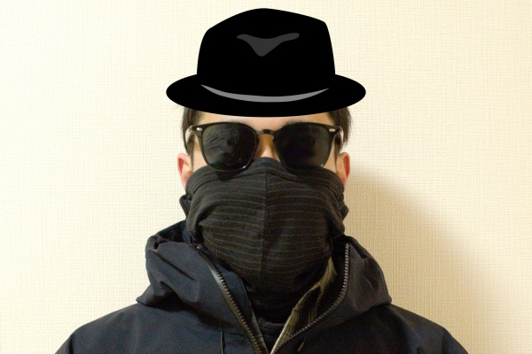 マスク効果もあるので飛沫対策も可能だ。