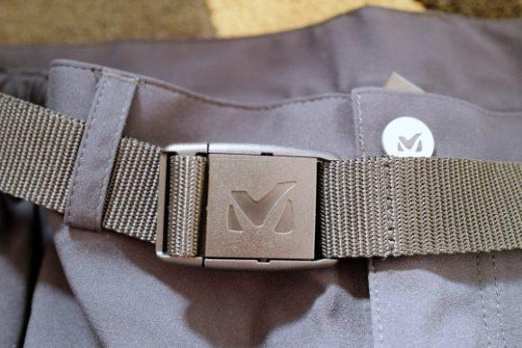 ミレーのベルト。